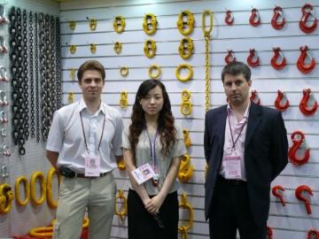 """ООО """"Северный Ветер"""" на """"Canton Fair 2008"""", Гуанчжоу, Китай"""